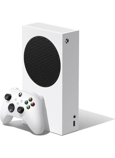 Microsoft Microsoft Xbox Series S Oyun Konsolu Beyaz 512 GB ( Microsoft Türkiye Garantili ) Beyaz